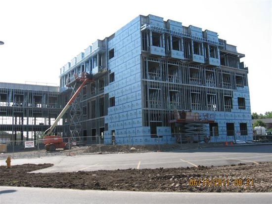 Healthcare Project in Rochester, NY
